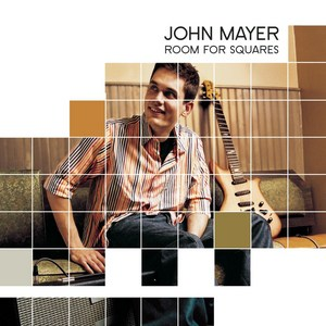 obal knihy - MAYER, John. Room For Squares.