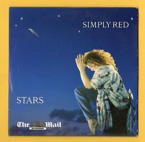 obal knihy - HUCKNALL, Mick. Stars.