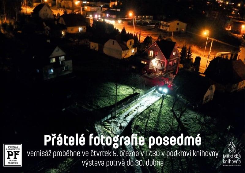 Spolek prátel fotografie posedmé – výstava