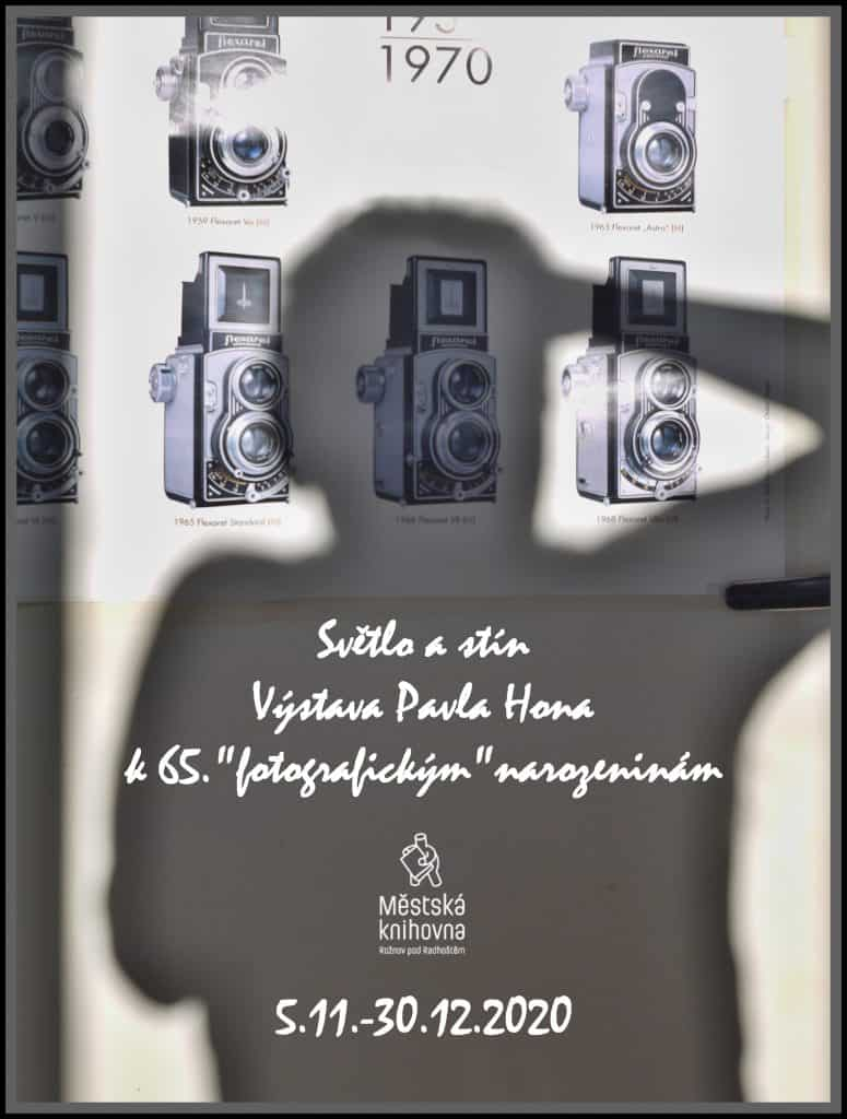 Pavel Hon – Můj život s fotografií