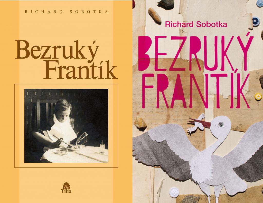 Richard Sobotka – Bezruký Frantík – záznam rozhovoru