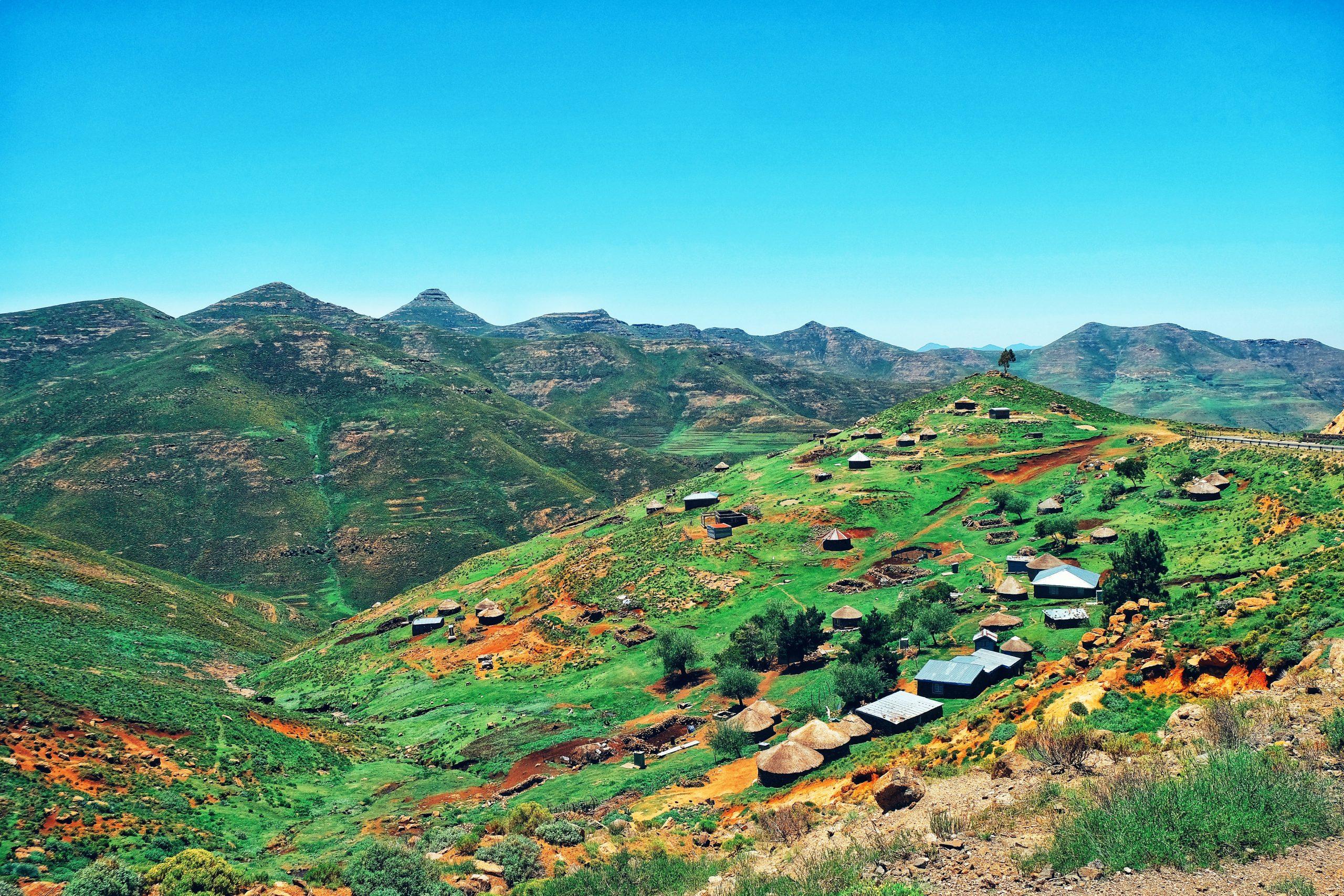 AFRIKA LESOTHO