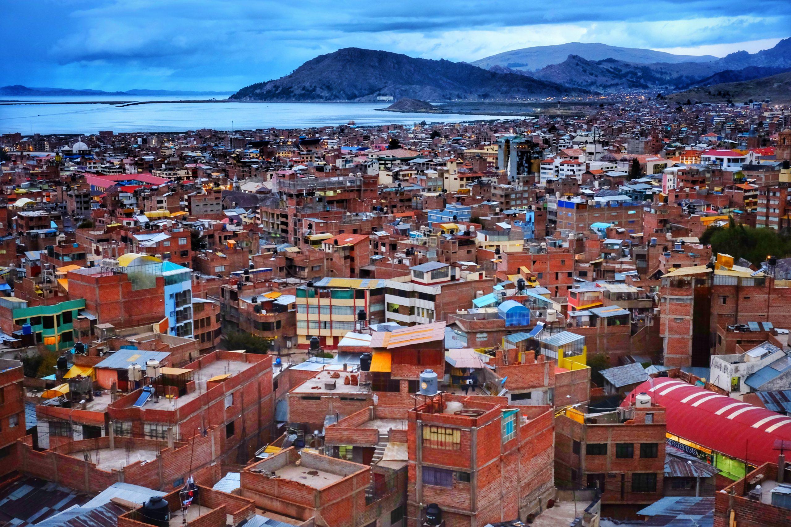JIŽNÍ AMERIKA PERU (Titicaca)