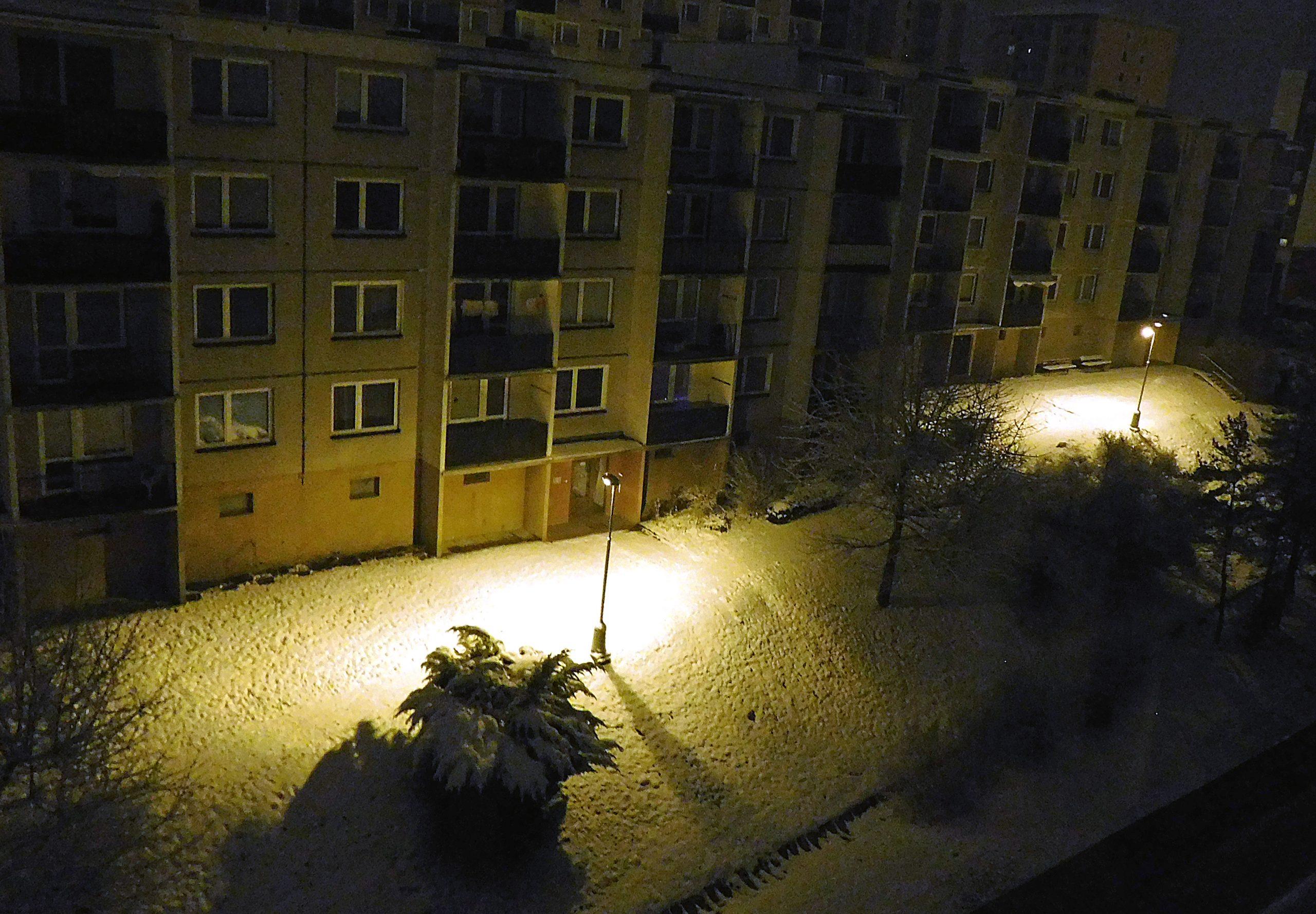 Ivan Bajer - Noc na sídlišti