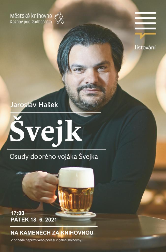 LiStOVáNí.cz: Švejk (Jaroslav Hašek)