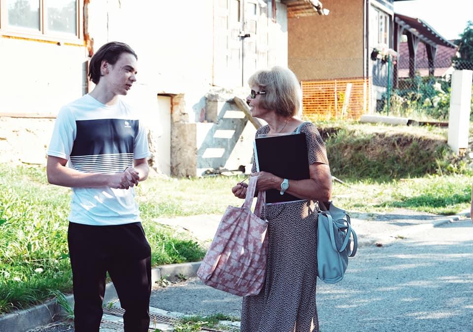 LETNÍ PROCHÁZKY PAMĚTÍ MĚSTA – Ulice Na Drahách a Kramolišov