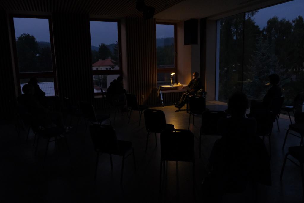 Noc literatury - Ctib